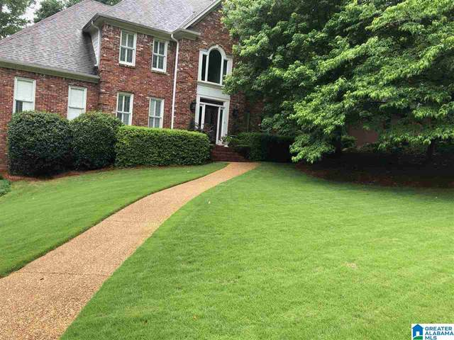 1171 Country Club Cir, Hoover, AL 35244 (MLS #1274228) :: Bentley Drozdowicz Group
