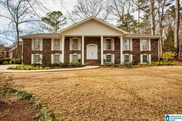 2120 Aaron Rd, Pelham, AL 35124 (MLS #1274281) :: Bentley Drozdowicz Group