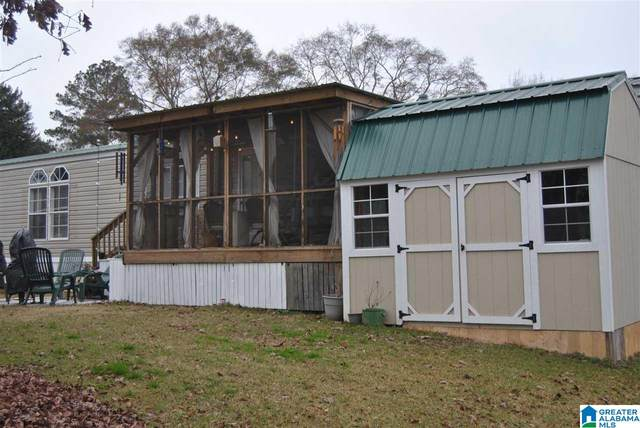 14 Carter Ln, Cropwell, AL 35054 (MLS #1274350) :: Bentley Drozdowicz Group