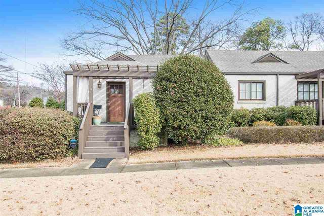 2909 Central Ave #101, Homewood, AL 35209 (MLS #1274376) :: LocAL Realty