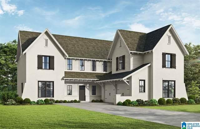 1731 Helen Ridge Dr, Vestavia Hills, AL 35242 (MLS #1274386) :: JWRE Powered by JPAR Coast & County