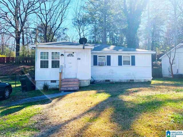 414 W Glade Rd, Anniston, AL 36206 (MLS #1274454) :: Krch Realty