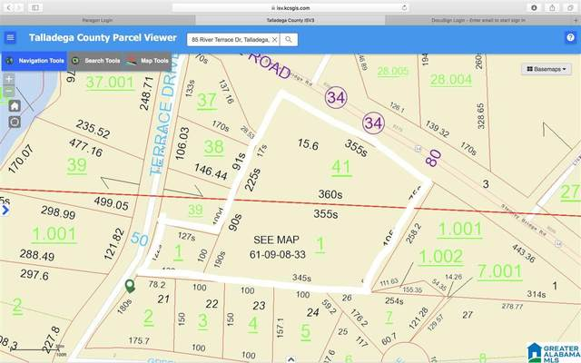 85 River Terrace Dr Acreage, Talladega, AL 35160 (MLS #1274515) :: Howard Whatley