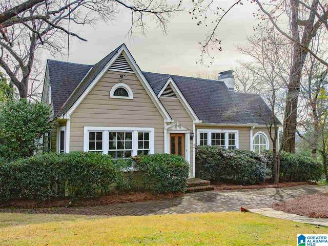 201 Mountain Ave, Mountain Brook, AL 35213 (MLS #1274604) :: LocAL Realty