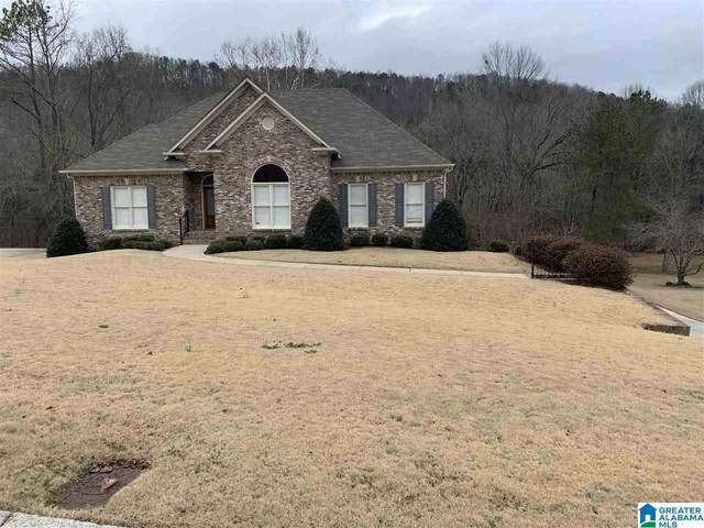 7141 Lazy Brooke Dr, Pinson, AL 35126 (MLS #1274656) :: Amanda Howard Sotheby's International Realty