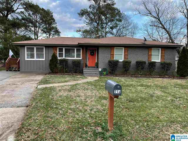 713 Hoadley Dr, Birmingham, AL 35213 (MLS #1274659) :: LocAL Realty