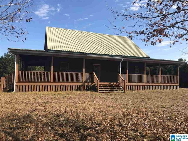2389 Co Rd 48, Boligee, AL 35443 (MLS #1274857) :: Bentley Drozdowicz Group