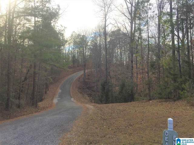 Lot 22 Martin Ln Lot 22 The Bluf, Wedowee, AL 36278 (MLS #1274867) :: Sargent McDonald Team