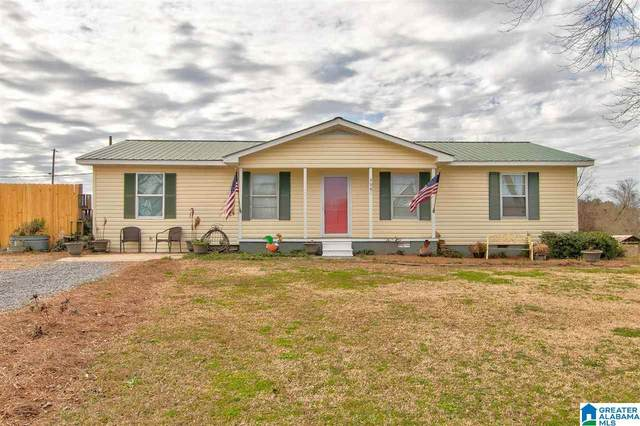 208 Mill Rd, Horton, AL 35980 (MLS #1274885) :: Bentley Drozdowicz Group