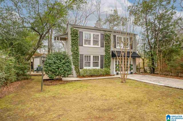 1003 Sims Ave, Mountain Brook, AL 35213 (MLS #1274893) :: Lux Home Group