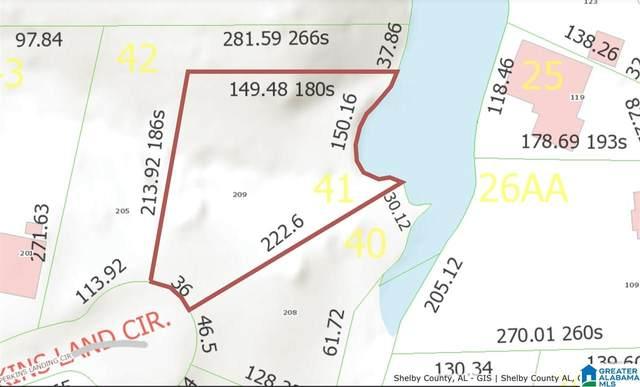 209 Perkins Landing Cir #41, Columbiana, AL 35051 (MLS #1274896) :: Sargent McDonald Team