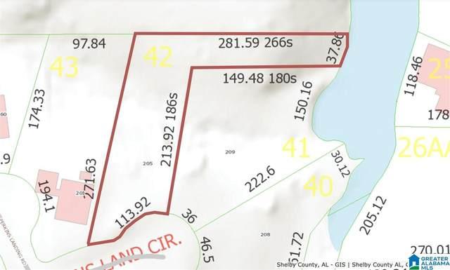 205 Perkins Landing Cir #42, Columbiana, AL 35051 (MLS #1274897) :: Josh Vernon Group