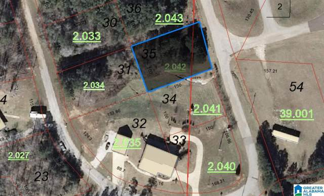 Lot 35 Laurel Dr Lot 35 The Bluf, Wedowee, AL 36278 (MLS #1274920) :: Sargent McDonald Team