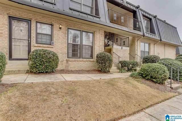 1745 Jack Warner Pkwy B-24, Tuscaloosa, AL 35401 (MLS #1275039) :: Bailey Real Estate Group