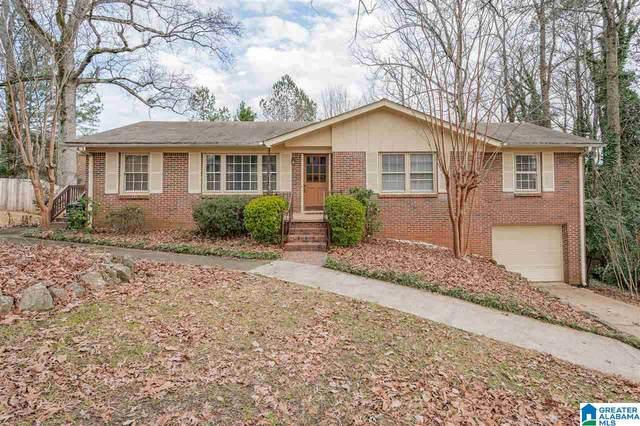 2421 Woodmere Dr, Vestavia Hills, AL 35226 (MLS #1275123) :: Lux Home Group
