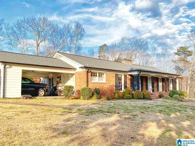 2201 Henry Rd, Anniston, AL 36207 (MLS #1275141) :: Lux Home Group