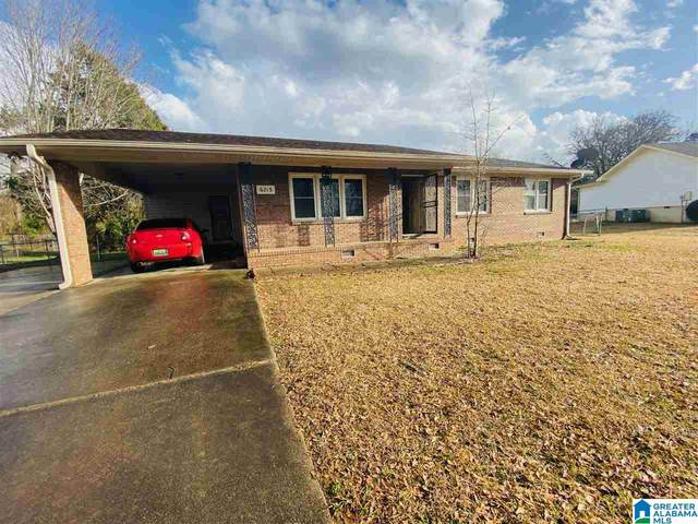 6215 Cane Creek Cir, Anniston, AL 36206 (MLS #1275198) :: Bentley Drozdowicz Group
