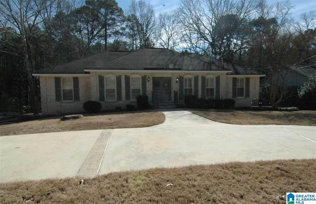 1365 Atkins Trimm Blvd, Hoover, AL 35226 (MLS #1275462) :: Lux Home Group