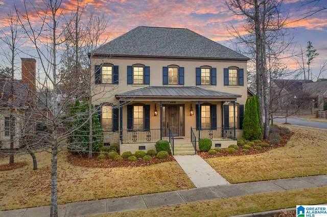 4415 Village Green Way, Hoover, AL 35226 (MLS #1275513) :: Lux Home Group