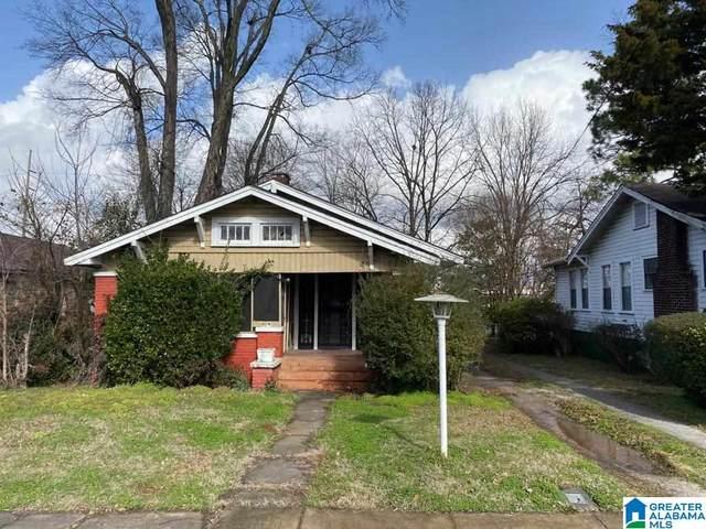2628 15TH ST, Birmingham, AL 35208 (MLS #1275716) :: Lux Home Group