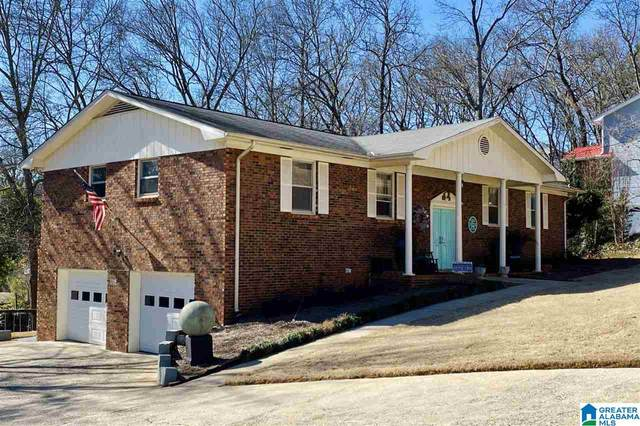 1221 Homewood Dr, Oxford, AL 36203 (MLS #1275767) :: Lux Home Group