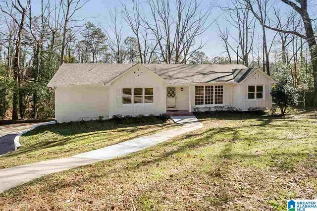 3703 Crestbrook Rd, Mountain Brook, AL 35223 (MLS #1276111) :: The Fred Smith Group | RealtySouth