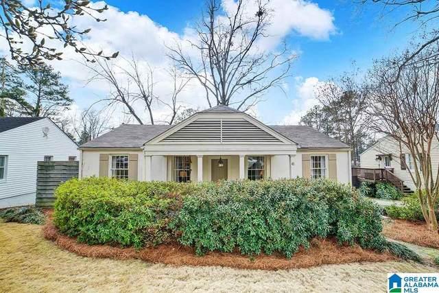 41 Edgehill Rd, Homewood, AL 35209 (MLS #1276145) :: Lux Home Group
