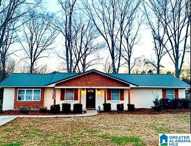 160 Chilton Cir, Jemison, AL 35085 (MLS #1276273) :: Gusty Gulas Group