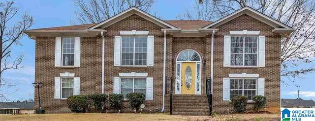 1382 Rock Creek Ln, Pleasant Grove, AL 35127 (MLS #1276275) :: Gusty Gulas Group