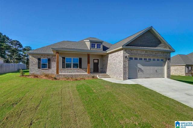 95 Co Rd 1081, Clanton, AL 35046 (MLS #1276340) :: Bentley Drozdowicz Group