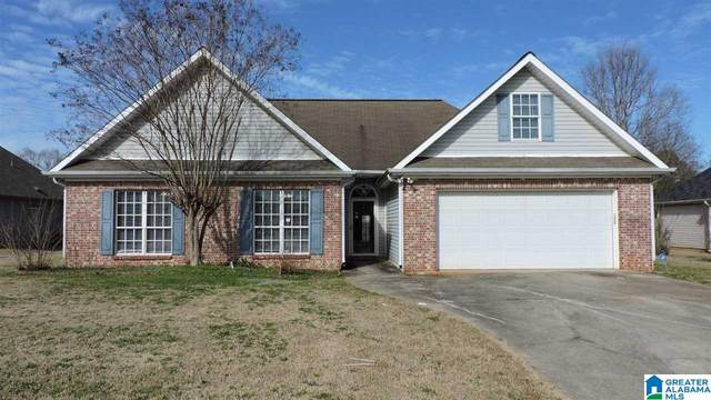 728 Barkley Cir, Alabaster, AL 35007 (MLS #1276386) :: Lux Home Group