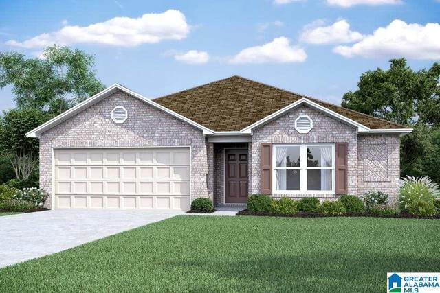 268 Camden Park Ave, Calera, AL 35040 (MLS #1276402) :: Lux Home Group