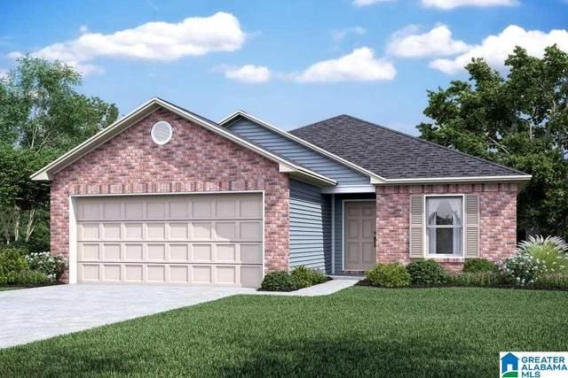 376 Clear Creek Ln, Calera, AL 35040 (MLS #1276408) :: Lux Home Group