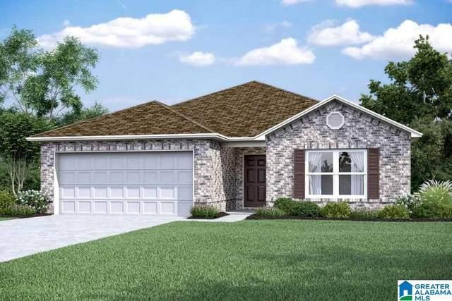 405 Clear Creek Ln, Calera, AL 35040 (MLS #1276411) :: Lux Home Group