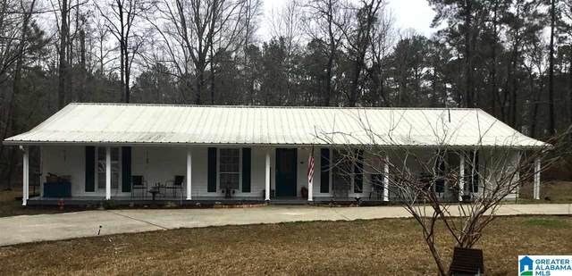 275 Glen Oaks Ln, Talladega, AL 35160 (MLS #1276502) :: Lux Home Group