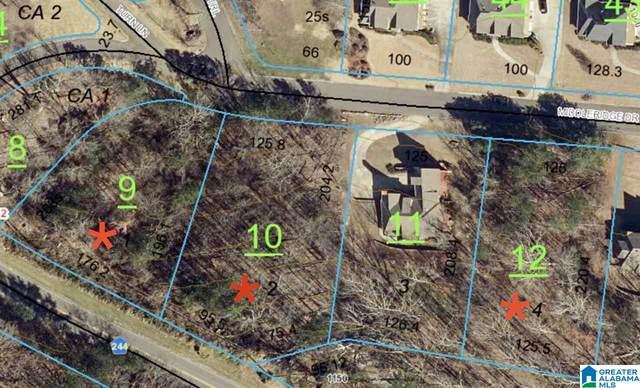 Middle Ridge Drive Lot #4, Springville, AL 35146 (MLS #1276522) :: EXIT Magic City Realty