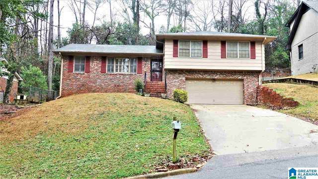 901 Glenvalley Dr, Birmingham, AL 35206 (MLS #1276563) :: Lux Home Group