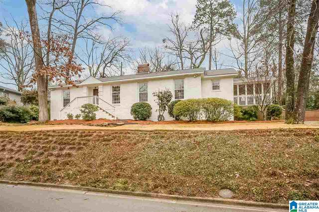 3925 Forest Ave, Mountain Brook, AL 35213 (MLS #1276589) :: Josh Vernon Group