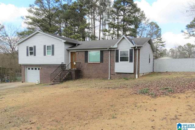 4014 Carwyle Rd, Pinson, AL 35126 (MLS #1276791) :: Bentley Drozdowicz Group