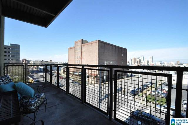2201 5TH AVE S #301, Birmingham, AL 35233 (MLS #1276826) :: LIST Birmingham