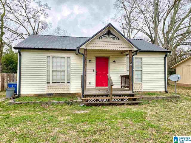704 Francis St, Jacksonville, AL 36265 (MLS #1276879) :: Lux Home Group