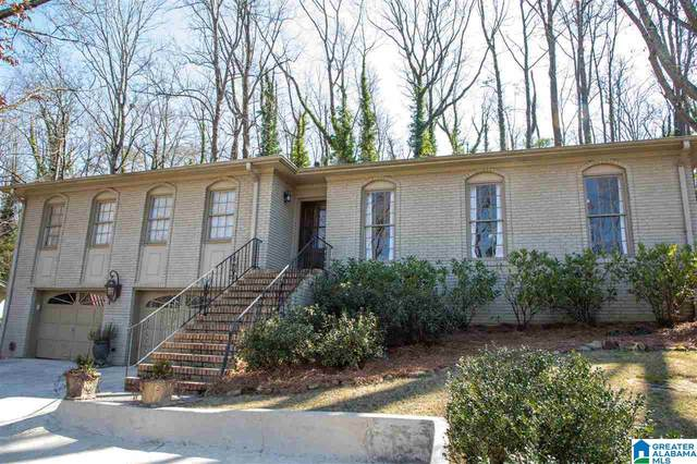 1821 Old Creek Trl, Vestavia Hills, AL 35216 (MLS #1276912) :: Josh Vernon Group