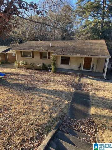 1528 Cresthill Rd, Birmingham, AL 35213 (MLS #1276976) :: Gusty Gulas Group