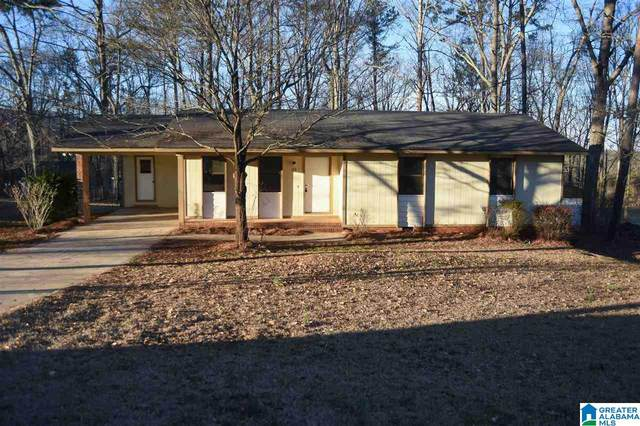 619 Bernard Couch Dr, Anniston, AL 36207 (MLS #1277028) :: Lux Home Group