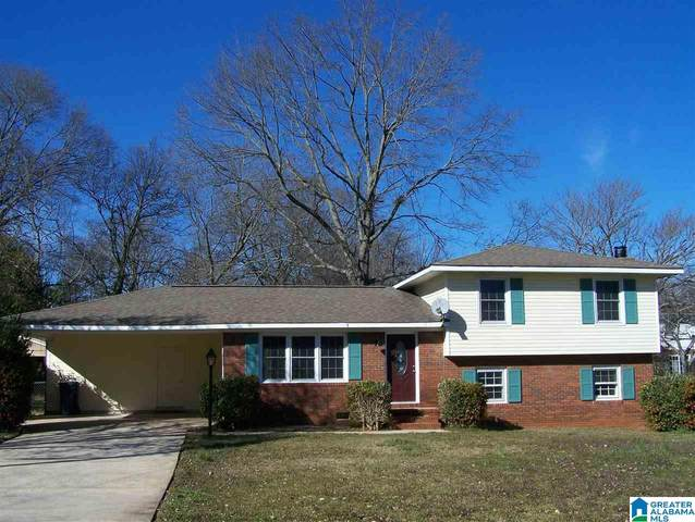3929 Bramble Rd, Anniston, AL 36207 (MLS #1277066) :: Gusty Gulas Group