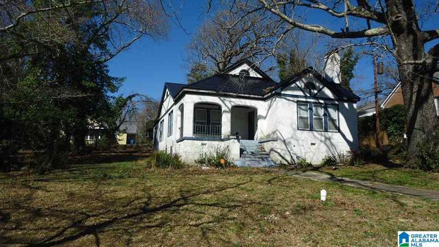 2118 Woodland Ave, Anniston, AL 36207 (MLS #1277173) :: Gusty Gulas Group