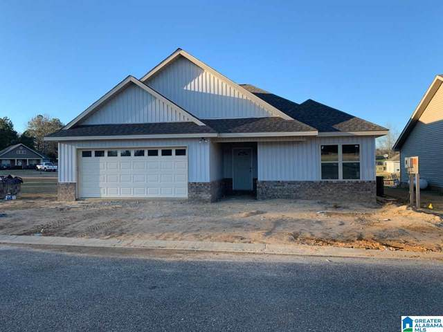 1003 Spring View Ln, Clanton, AL 35045 (MLS #1277227) :: Josh Vernon Group