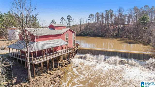 1321 Co Rd 249, Clanton, AL 35046 (MLS #1277242) :: The Fred Smith Group | RealtySouth