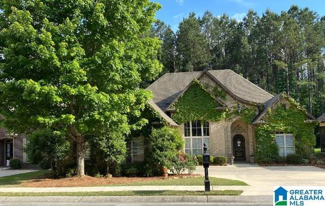 1303 Caliston Way, Pelham, AL 35124 (MLS #1277335) :: Bailey Real Estate Group