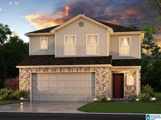 349 Hidden Ct, Montevallo, AL 35115 (MLS #1277501) :: Bailey Real Estate Group